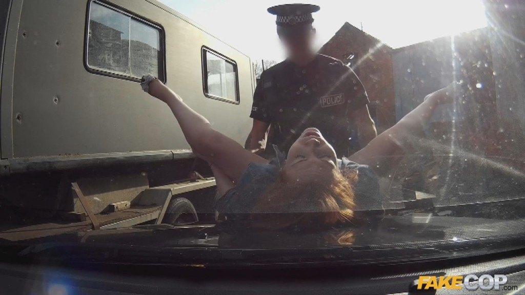 Fake Police Officer